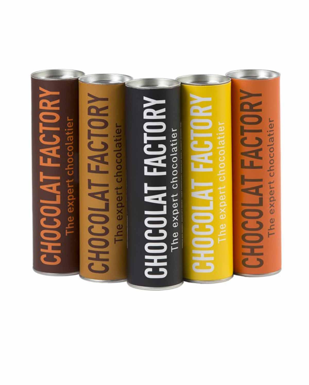 Tubos Chocolat Factory