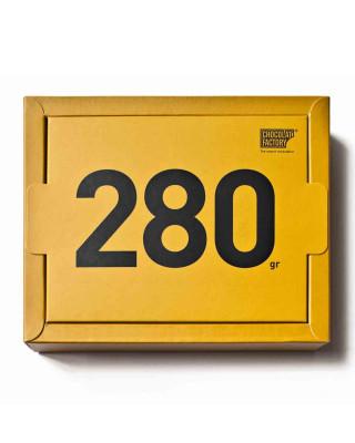 Caja bombón 280 gr
