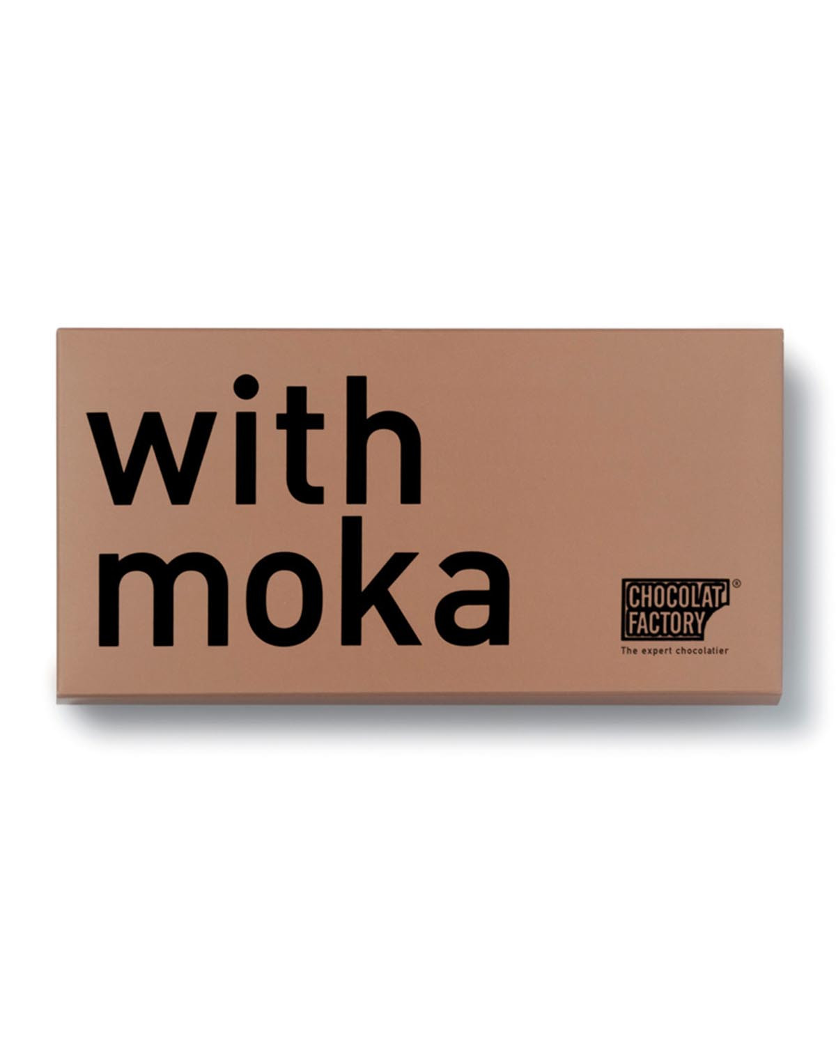Mocha and dark chocolate bar
