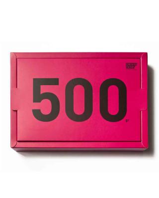 Caja bombón 500 gr
