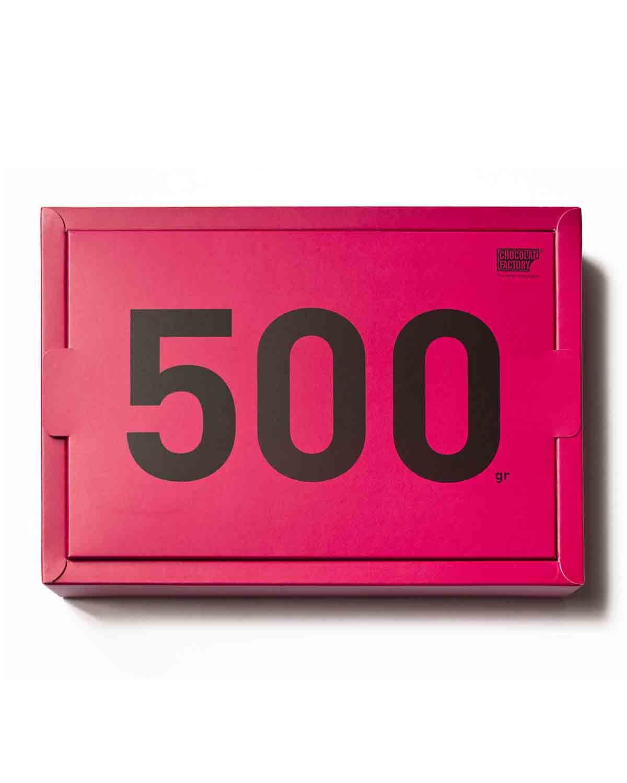 Caixa Bombó 500gr