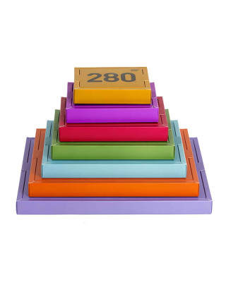 Caja bombón 750 gr