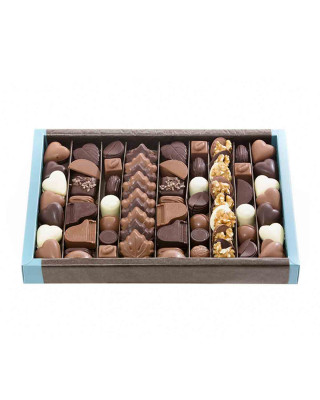 1000gr Chocolate box