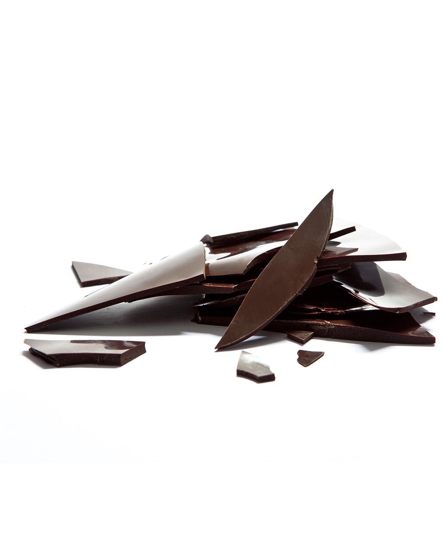 Placa de xocolata pura 85%