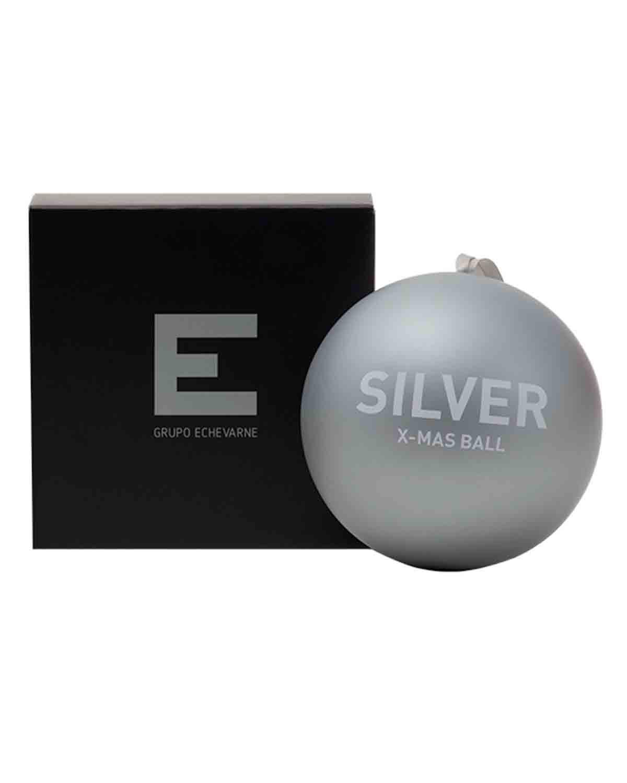 Caja y bola de Navidad personalizada