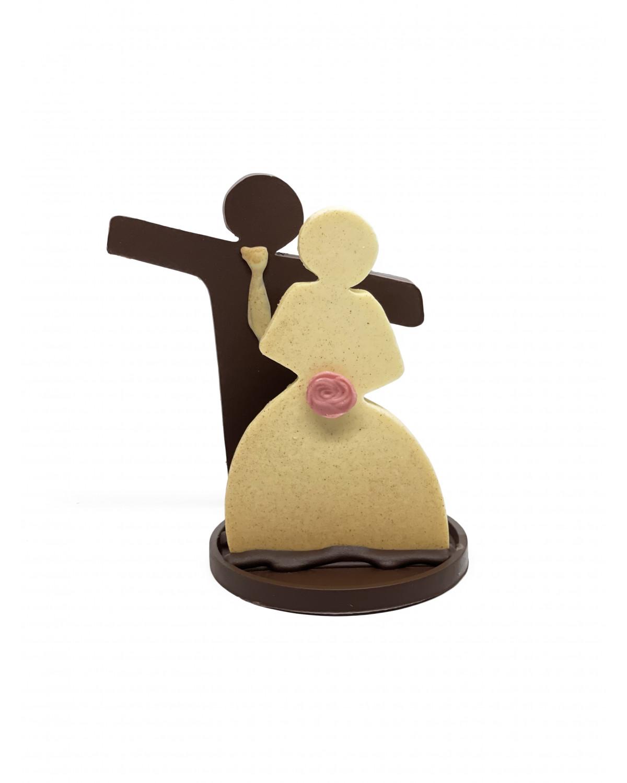 nuvis de xocolata
