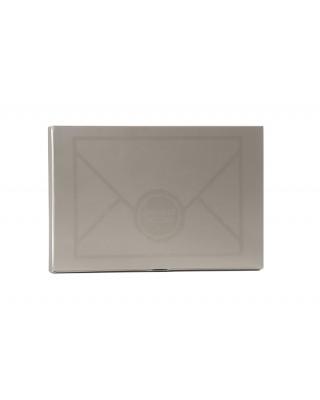 The envelope: sobre de xocolata