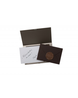 The envelope: sobre de chocolate