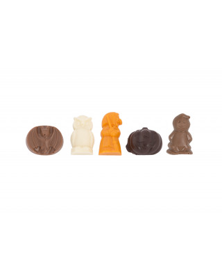 Halloween chocolates Pack